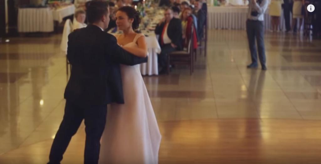 Taniec na wesele dla Pary Młodej